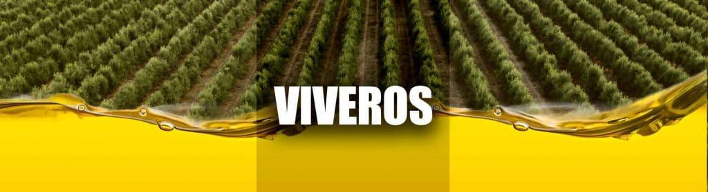 viveros de olivos